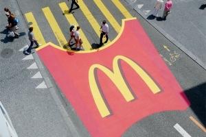 15 chiến lược Marketing sáng tạo nhất trên đường phố
