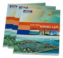 Profile Công ty Cổ phần IDC
