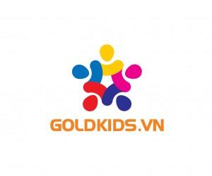 Thiết kế logo Goldkid