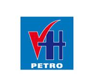 Thiết kế logo thương hiệu VH petro