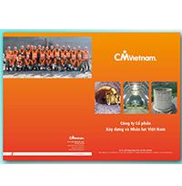 Profile Công ty Cổ phần xây dựng và nhân lực Việt Nam