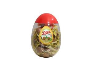 Mẫu thiết kế bao bì sản phẩm Trứng gà ăn liền Deiv - Loại hộp nhựa 20 quả