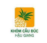 Thiết kế logo thương hiệu khóm Cầu Đúc