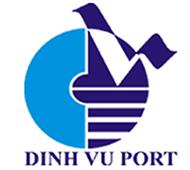 logo cang dinh vu