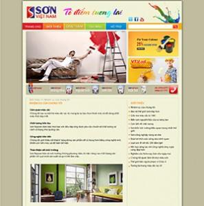 Sản phẩm thiết kế Website