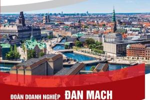 Brochure Đại sứ quán Đan Mạch