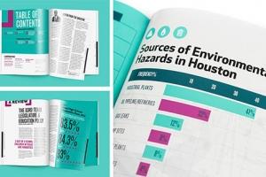 Những mẫu báo cáo thường niên đẹp và ấn tượng