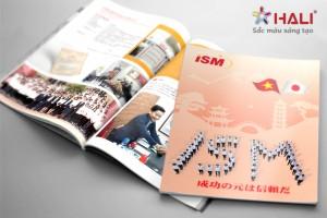 Thiết kế Brochure ISM