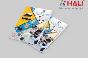 Thiết kế Profile công ty Thế Hệ Mới