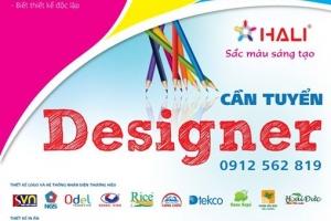 Tuyển Trưởng phòng thiết kế