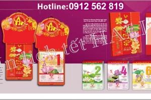 Mẫu lịch Tết 2018 – In lịch Tết giá rẻ tại Hà Nội