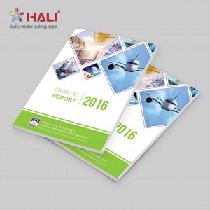 Phần mềm thiết kế báo cáo thường niên 05