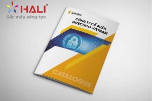 Thiết kế Catalogue Công ty cổ phần Intechco Việt Nam