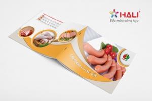 Thiết kế profile Công ty Thực phẩm Dabaco