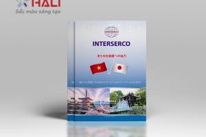 Thiết kế Brochure Interserco