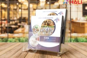 Thiết kế và in ấn catalogue Sứ Hải Dương