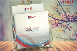 Báo cáo thường niên ngân hàng NCB