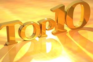 Top 10 Thiết kế Logo của các Thương hiệu nổi tiếng nhất mọi thời đại