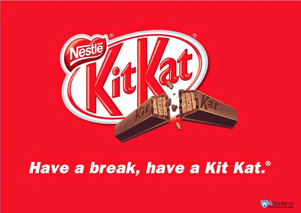 slogan kitkat