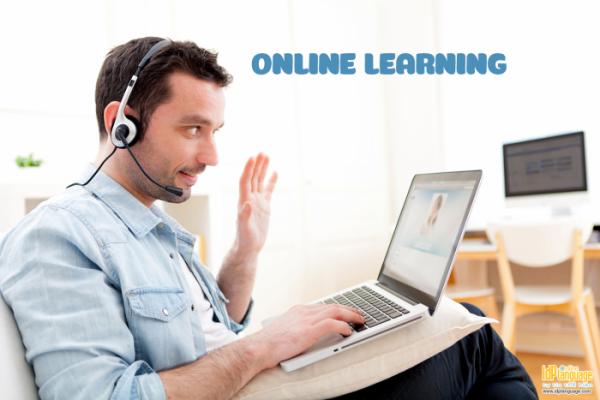 Ý tưởng kinh doanh khóa học online.