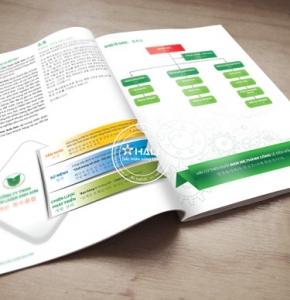 Mẫu thiết kế profile công ty TNHH Hàn laser Anh Sơn