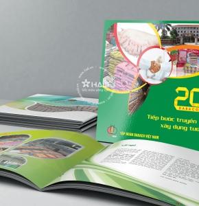 Kỷ yếu công ty Dabaco – 20 năm tiếp bước truyền thống