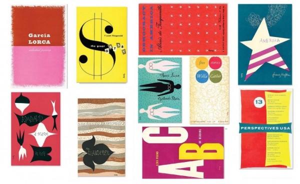 Tác phẩm tiêu biểu của nhà thiết kế nổi tiếng thế giới Alvin Lustig.