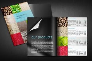 Bí quyết thiết kế catalogue đẹp