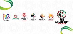 Logo Asian Cup – Cúp bóng đá Châu Á.