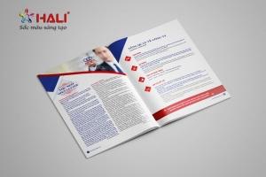 Thiết kế profile Công ty Cổ phần Xây dựng ALPHACO