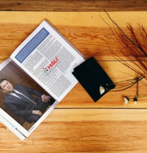 Thiết kế báo cáo thường niên cho Công ty Thuận Đức