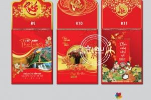 Tham khảo 1500 mẫu lịch Tết 2021 đẹp đón năm mới