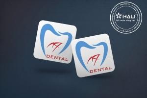 Thiết kế logo và bộ nhận diện Hệ thống nha khoa Smile Architect