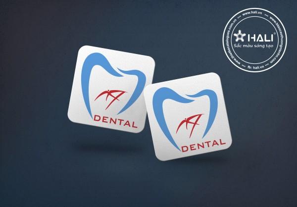 Thiết kế logo Hệ thống nha khoa Smile Architect
