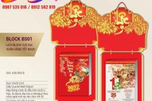 Báo giá in lịch tết 2022 – In lịch tết giá rẻ số 1 Hà Nội