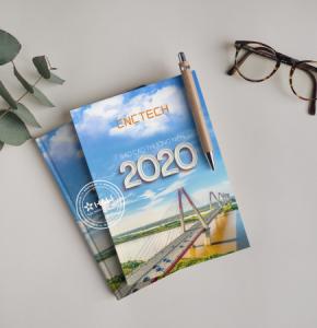 'Làn gió mới' trong thiết kế báo cáo thường niên CNCTech 2020